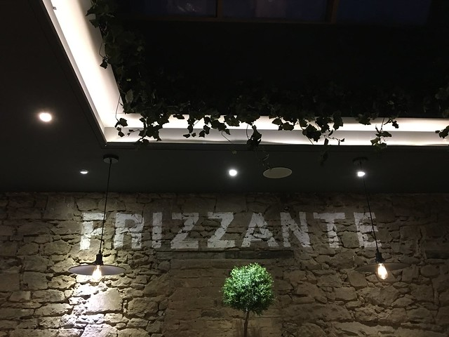 Edinburgh, Frizzante wall