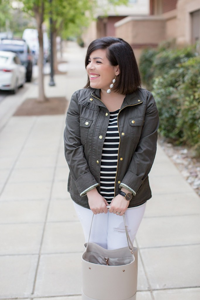 Military Jacket-@headtotoechic-Head to Toe Chic