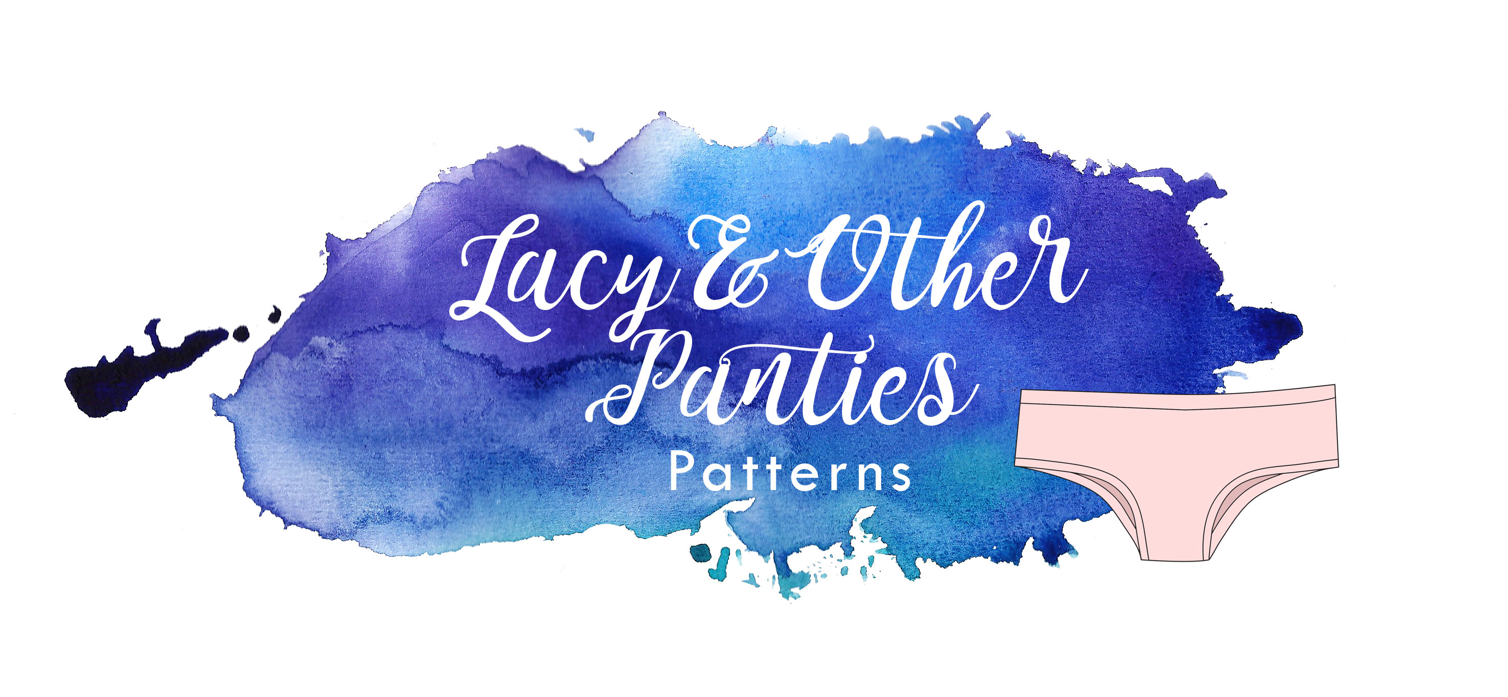 lacy underwear knickers sewing patterns