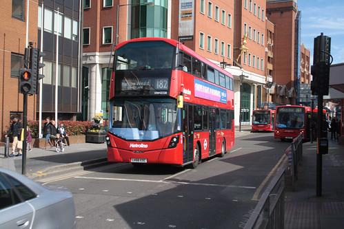 Metroline VWH2228 LK66EOC