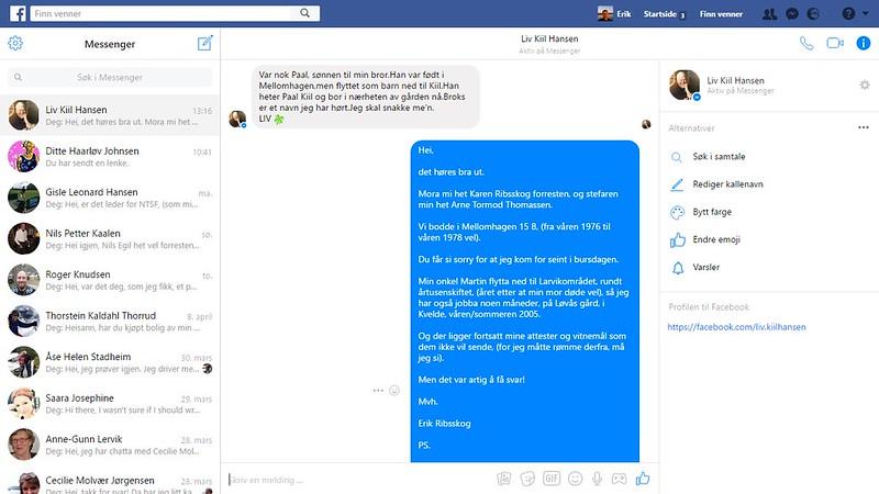 facebook liv kiil hansen 10