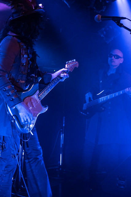 Coal Tar Moon live at Zher the Zoo, Tokyo, 20 Apr 2017 -00137