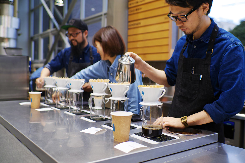 Quattro -  Blue Bottle Coffee