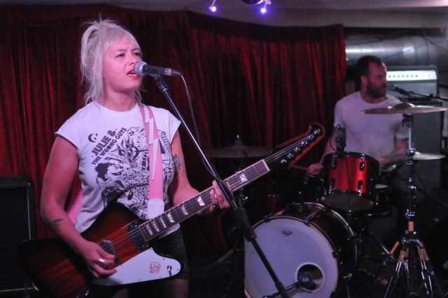 Miesha and The Spanks at House of Targ