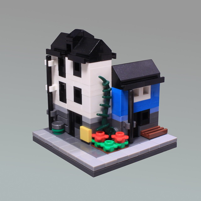 Mini Modular Corner Block