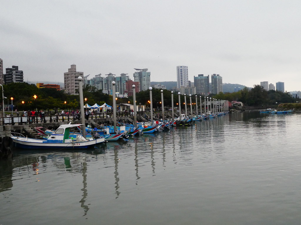 Tamsui waterfront, Taiwan
