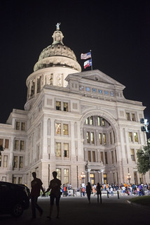 SB5 Protesters sit-in at Texas State Capitol | by Blackbird Film Co.