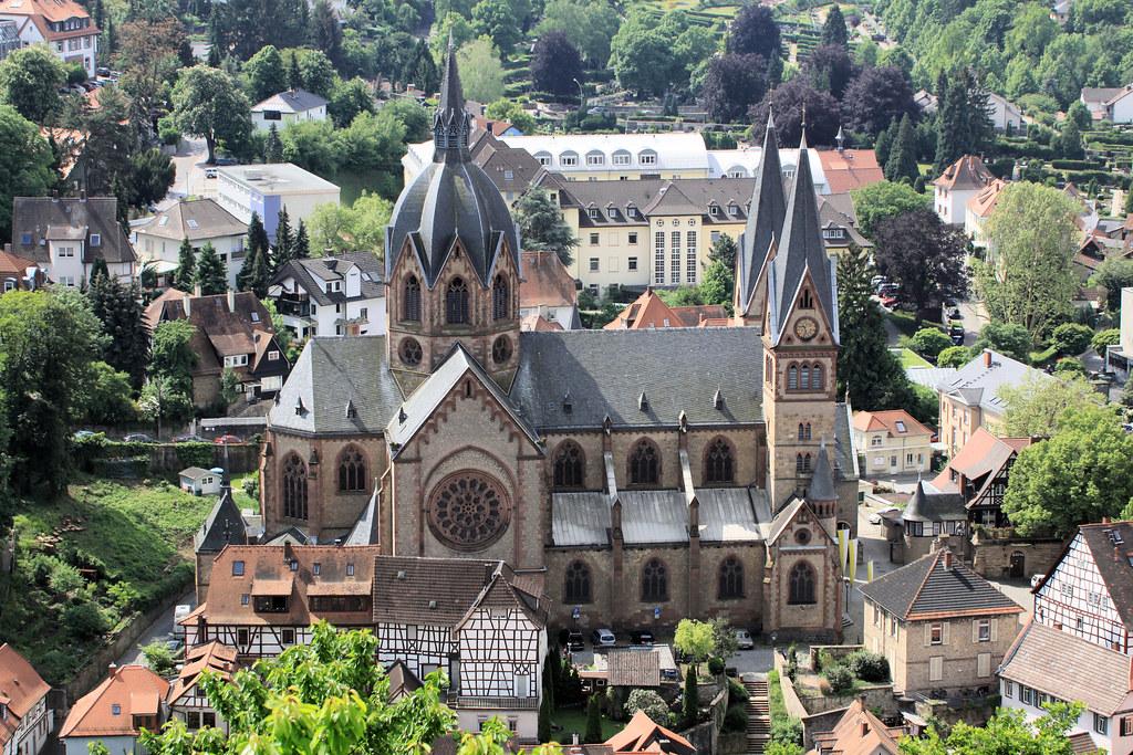 Die Küchenetage Heppenheim ~ kirche st peter heppenheim 08 die katholische pfarrkirc u2026 flickr