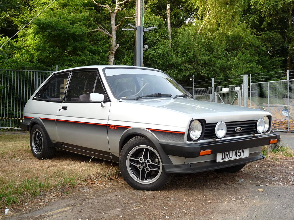 ford fiesta xr2 mk1 polhill garden centre classic car show flickr. Black Bedroom Furniture Sets. Home Design Ideas