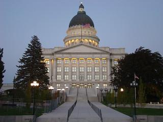 42 Utah State Capitol