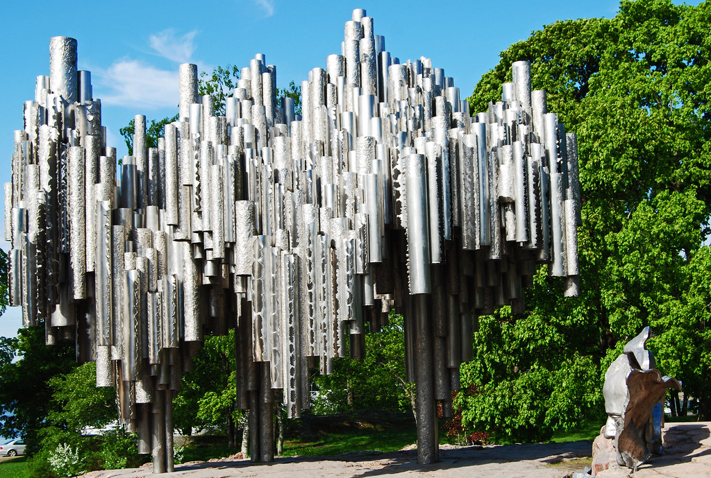Helsinki_2013 05 28_0822 | A STUDY - The Sibelius Monument (… | Flickr