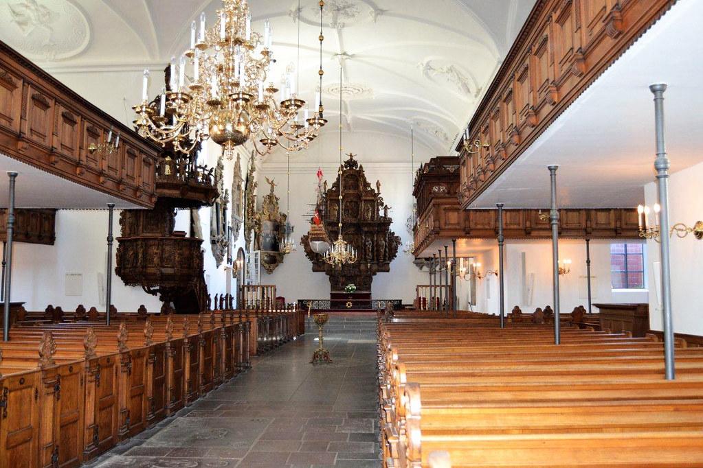 Holmens Kirke indefra - Foto Den Tyske Ambassade, KBH | Flickr