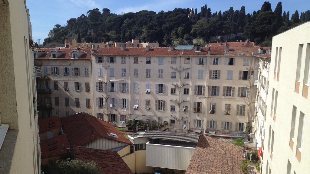 View from hotel ibis styles nice vieux port provence alpe flickr - Ibis style nice vieux port ...