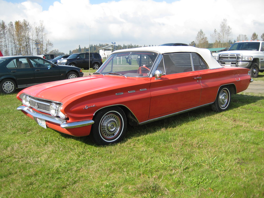 Buick Special 1961 1961-62 Buick Special   by