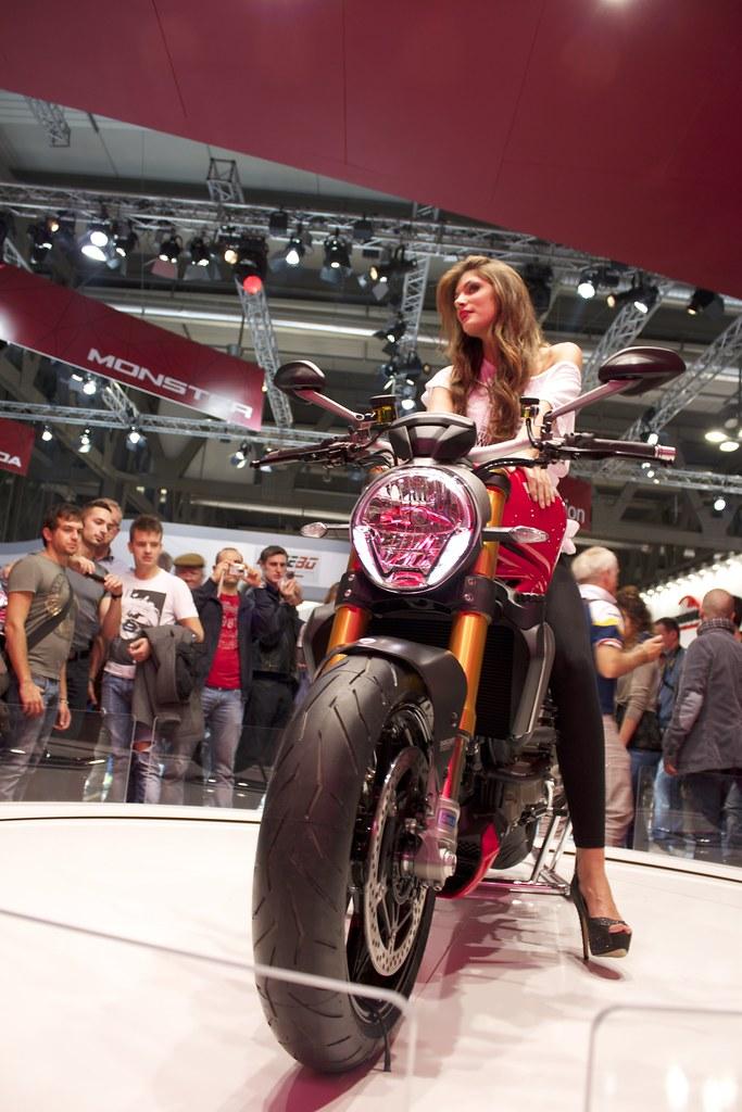 Ducati Monster Front Fairing