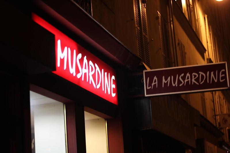 La Musardine, soirée bande dessinée à la librairie