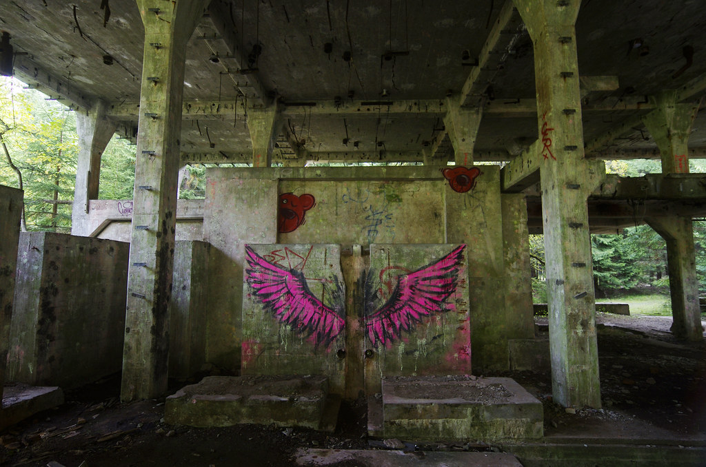 Ruins Of Rolava Sauersack Mines By Gregor Samsa