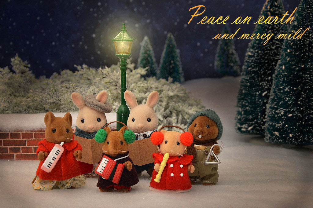 Create Photo Christmas Card
