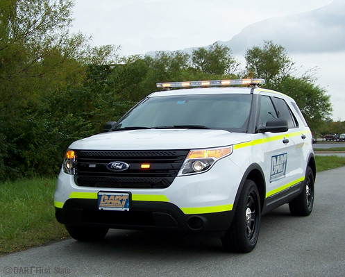 Ford Edge 2013 >> DART's new Safety & Security vehicle - 2014 Ford Explorer … | Flickr