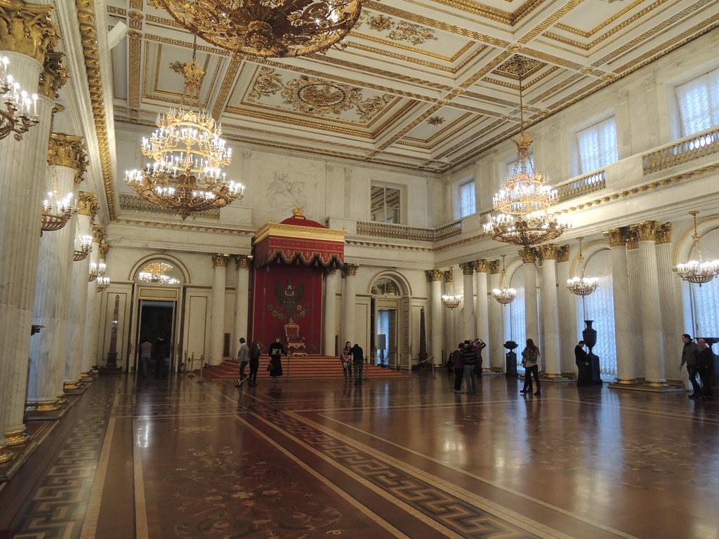 Musée de l - ermita (San Petersburgo)