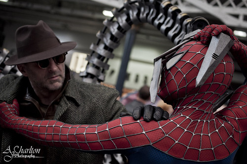 photograph 012 doctor octopus vs spiderman taken on