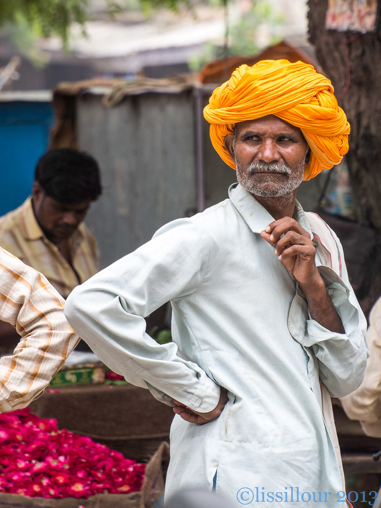 A traditional Indian in clothes ..Bundi ..India | De ...