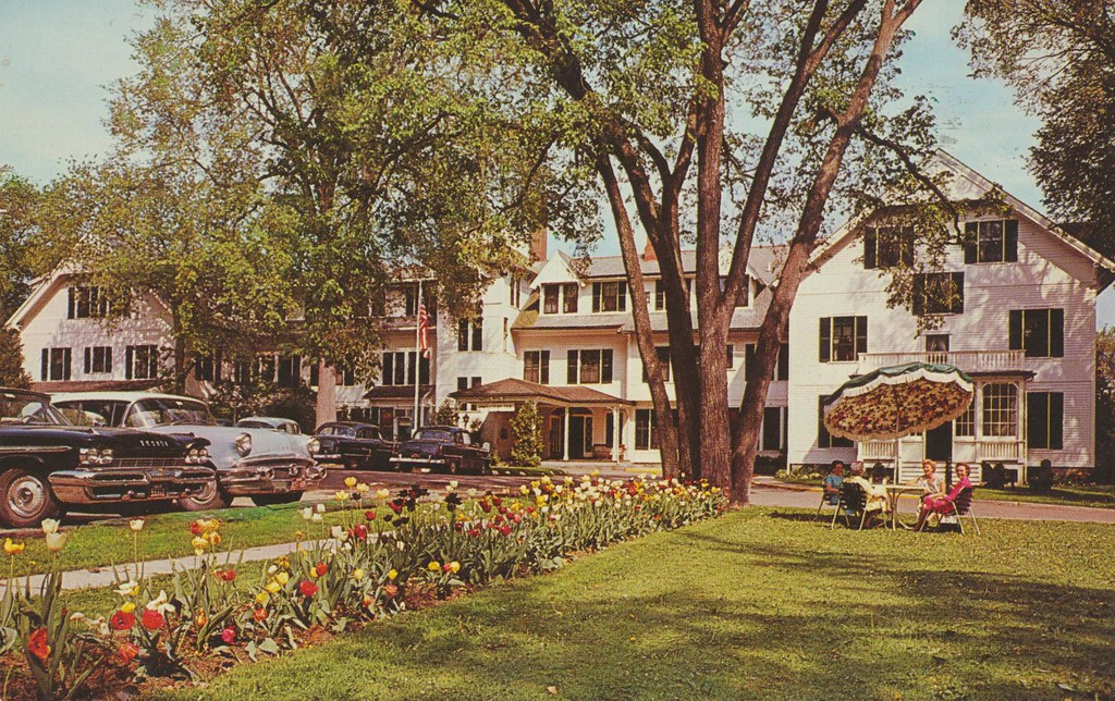 Williams Inn - Williamstown, Massachussetts