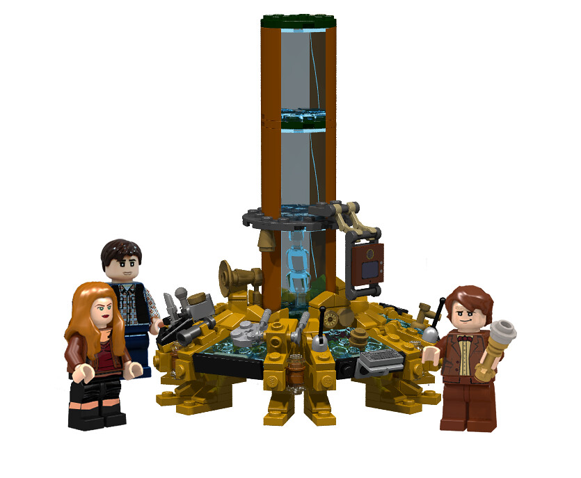 How To Build Tardis Lego Dimensions