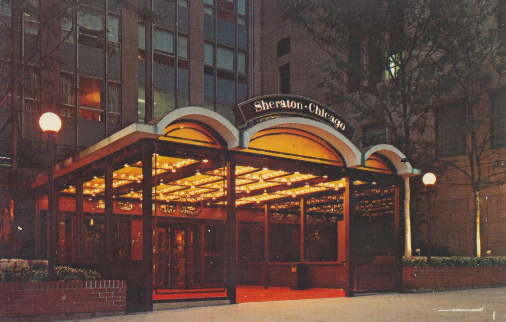 Sheraton-Chicago Hotel - Chicago, Illinois
