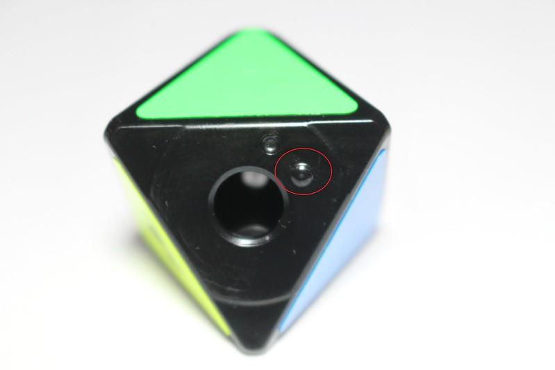 魔方格 啟明A 中心塊之角塊定位