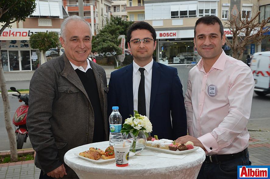 Cengiz Topçu, Hamdi Yaman, Ali Savaş
