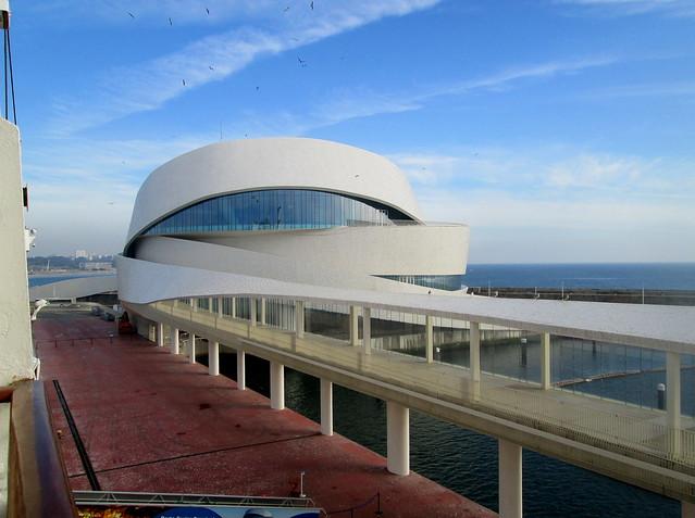Portside Building Leixões