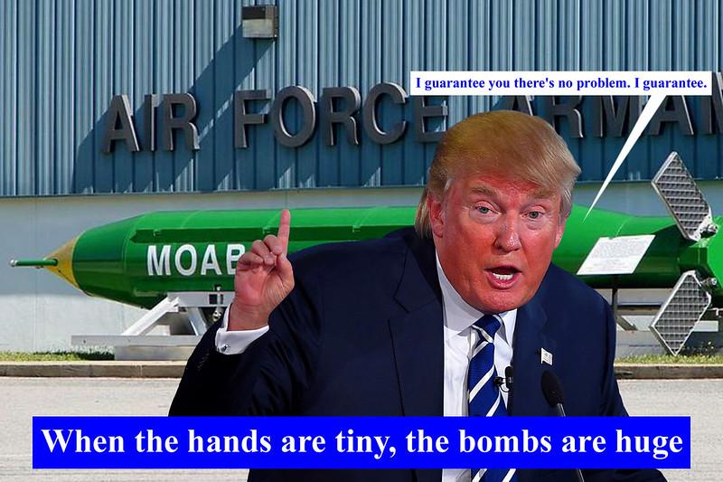 Mister Bombastic Goes Bombtastic