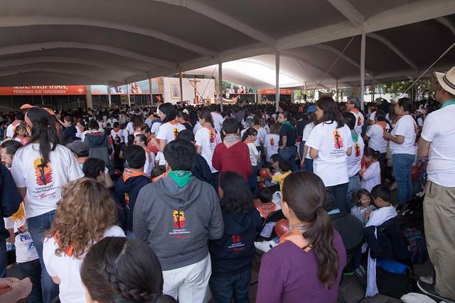 Misa de Megamisiones / Pastoral Campus Norte