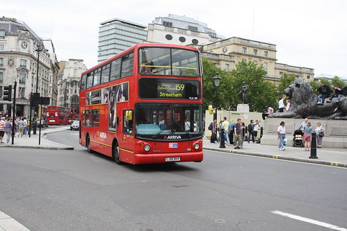 Arriva London South VLA169 LJ55BVX