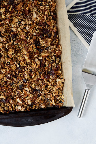 How-to Make Grain-free Granola | by Tasty Yummies