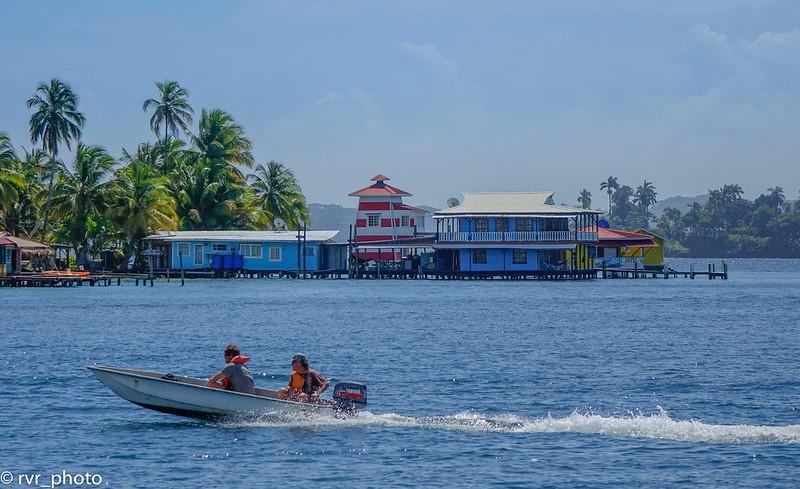 Bahía de Bocas Town, Isla Colón, Panamá