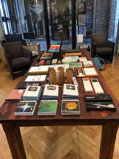 Field Trip Sakura Fountain Pen Gallery in Diest, Belgium @sakurafpgallery 40