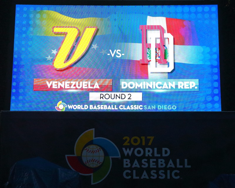 IMG_2418 World Baseball Classic 2017, Round 2
