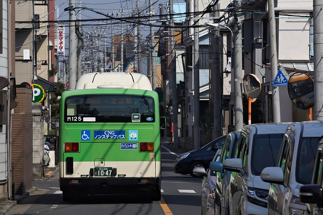 2017/03/05 東京都交通局 M125