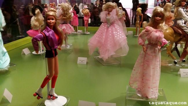 Barbies de 1980s