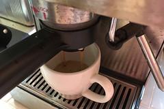 Chit's Coffee - Coffee Tasting espresso brew
