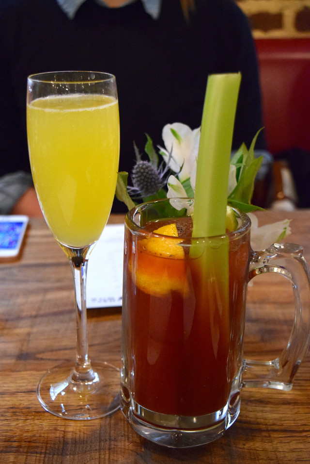 Brunch Cocktails at Mac & Wild, Liverpool Street | www.rachelphipps.com @rachelphipps