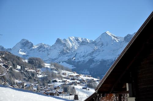 Le grand bornand village profitez des plus belles photos - Office du tourisme le grand bornand village ...