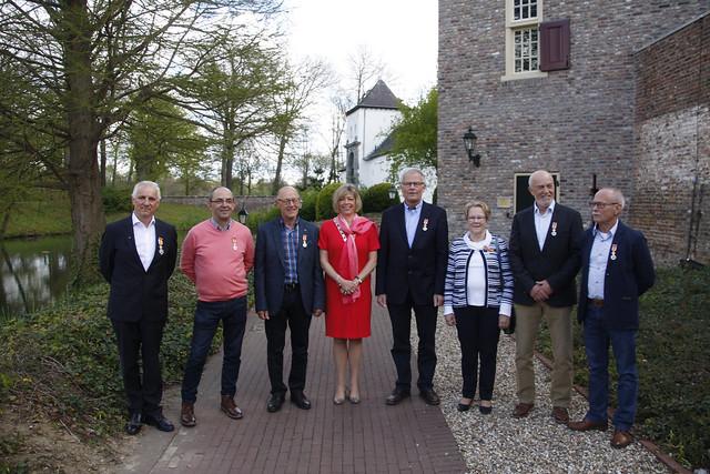 2017 Lintjesregen: Frank Clevers koninklijke onderscheiding