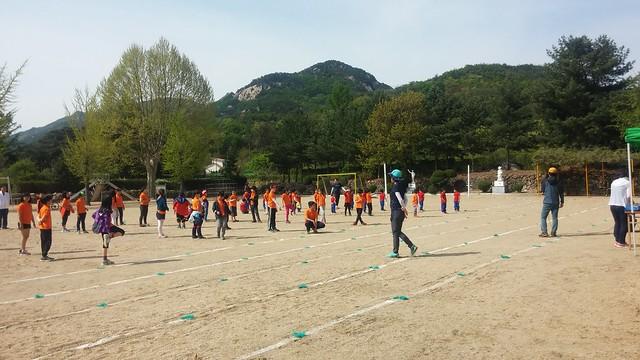 2017 화북초등학교 봄운동회@입석분교