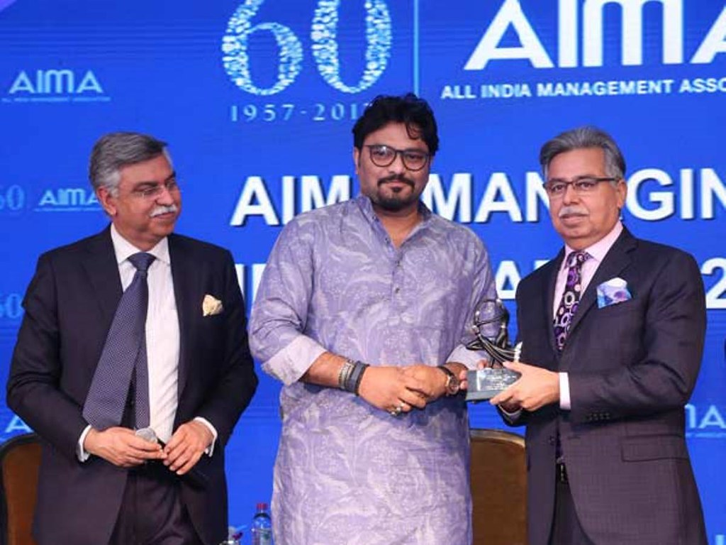 hero-motocorp-named-indian-mnc-of-the-year-by-all-india-management-association