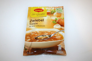 05 - Zutat Zwiebelsuppe / Ingredient onion soup