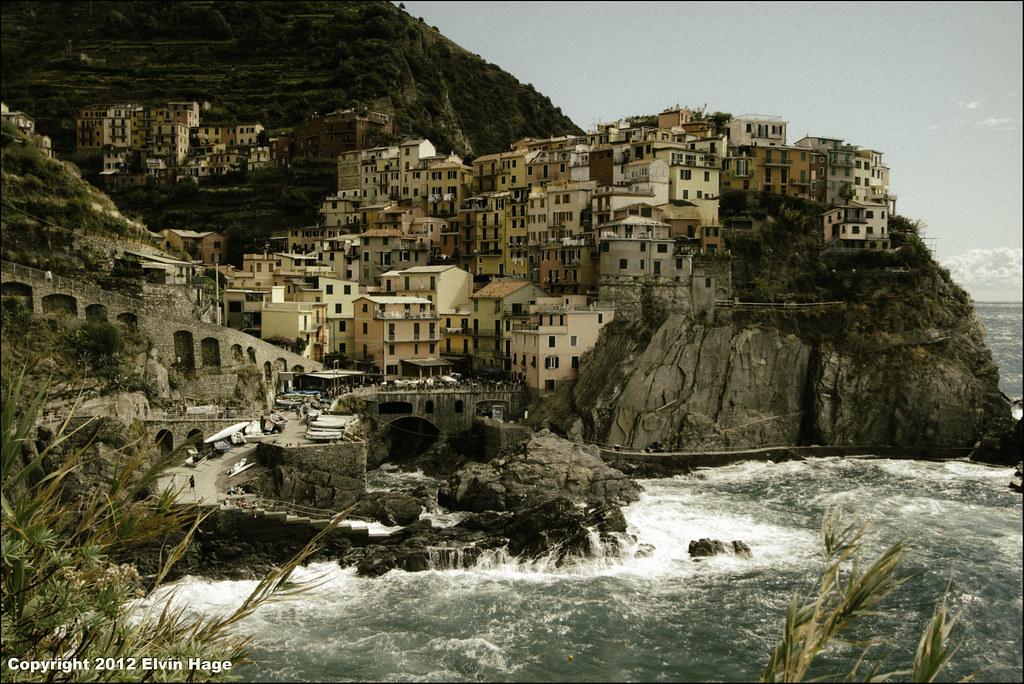 Manarola / Cinque Terre / Italy
