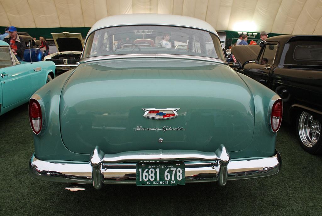 1954 chevrolet deluxe 210 4 door sedan 6 of 6 for 1954 chevy 4 door